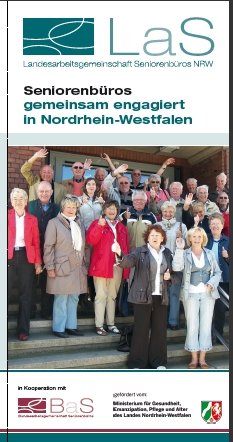 Informationsflyer LaS NRW